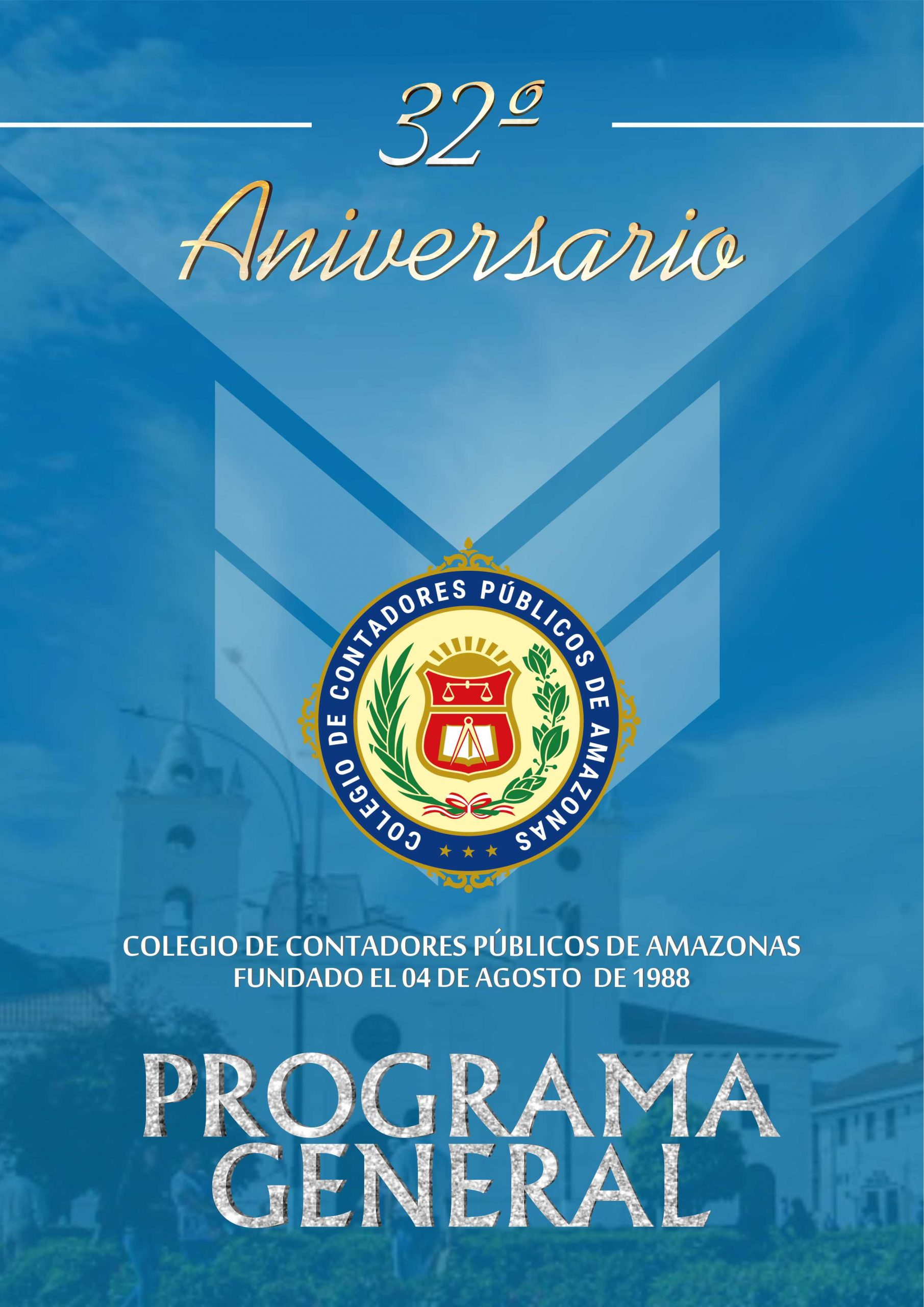 Thumbnail for the post titled: ANIVERSARIO 32°