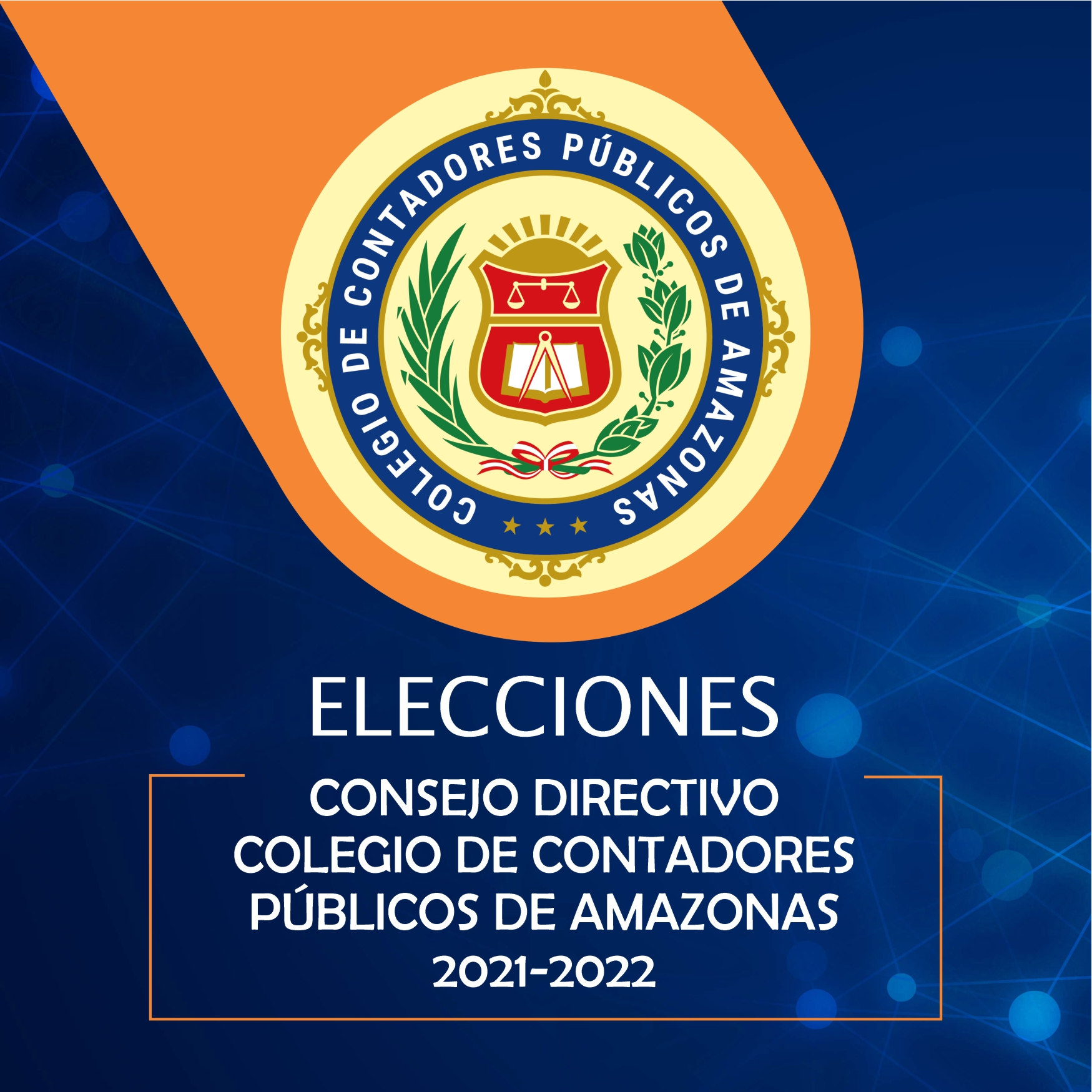 Thumbnail for the post titled: ELECCIONES : CONSEJO DIRECTIVO 2021-2022